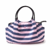 Striped Allure Diaper Bag