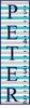 Stripes Name Boy Personalized Growth Chart