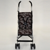Stroller Liner in Brown Berry