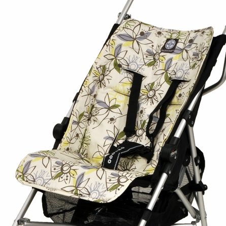 Stroller Liner in Retro Flower