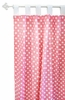 Sugarland Dot Curtain Panels - Set of 2