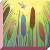 Summerscape - Dragonfly Canvas Wall Art