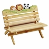 Sunny Safari Indoor and Outdoor Bench