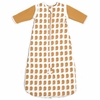 Sunshine Bird Quilted Sleep Sack with Removable Sleeves