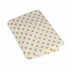 Sunshine Star Fitted Organic Crib Sheet