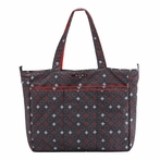 Super Be Diaper Bag in Magic Merlot