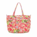 Super Be Diaper Bag in Perky Perennials