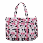 Super Be Diaper Bag in Pinky Swear