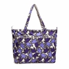 Super Be Diaper Bag in Lilac Lace