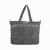 Super Be Diaper Bag in Platinum Petals