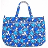Super Be Diaper Bag in Sapphire Lace