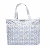 Super Be Diaper Bag in Silver Ice