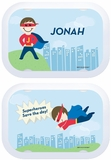 Super Hero Changeable Faceplate