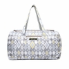Super Star Duffel Bag in Silver Ice