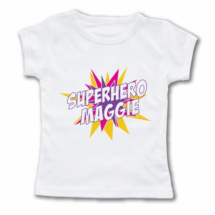 Superhero Personalized T-Shirt