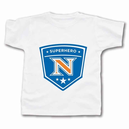 Superhero Shield Personalized T-Shirt