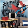 Superman Chair Rail XL Wall Mural