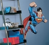 Superman Day Of Doom Giant Peel & Stick Wall Mural