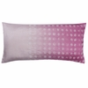 Surabaya Fuchsia Throw Pillow