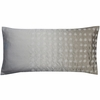 Surabaya Graphite Throw Pillow
