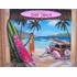 Surfs Up Dudette Canvas Wall Hanging