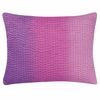 Suzani Fuchsia Tie Dye Throw Pillow