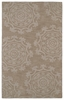 Suzani Imprints Classic Rug in Light Brown