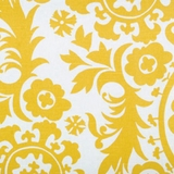 Suzani Yellow - Print Fabric