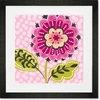 Suzette Bloom Framed Art Print