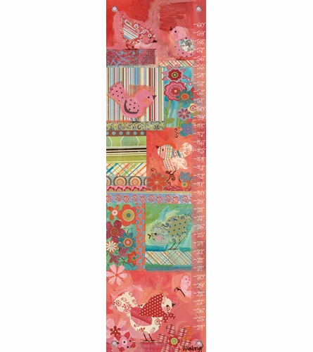 Sweet Birdies Growth Chart