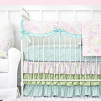 Sweet Caroline Crib Bedding Set