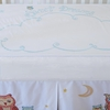 Sweet Dreams Fitted Crib Sheet