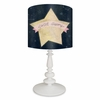 Sweet Dreams Star Pink Lamp