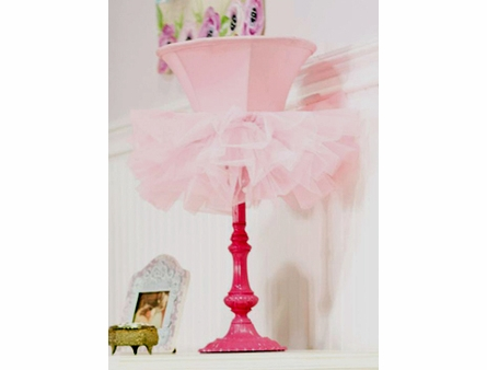 Sweet Dreams Tutu Table Lamp