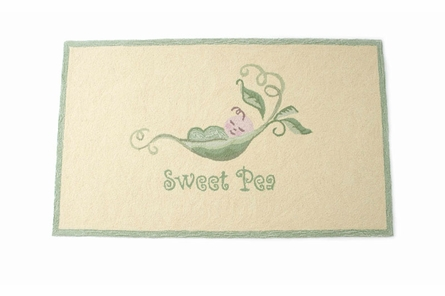 Sweet Pea 3-Piece Baby Bedding Set