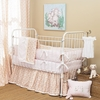 Sweet Pea Custom Crib Bedding Set
