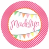 Sweet Shoppe Personalized Plate