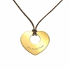 Sweetheart Pendant in Gold Plated