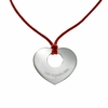 Sweetheart Pendant in Silver