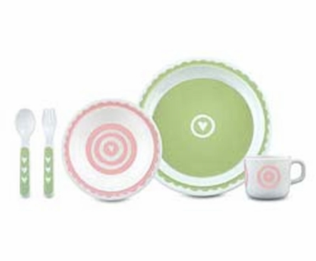 Sweetheart Supperware Set