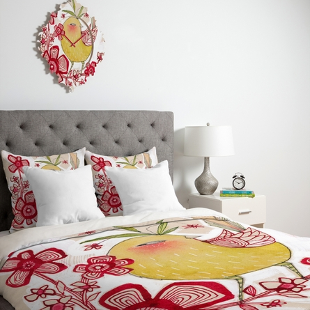 Sweetie Pie Luxe Duvet Cover