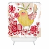Sweetie Pie Shower Curtain