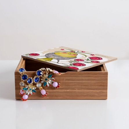 Sweetness And Light Jewelry Box