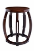 Taboret Stool or Side Table - Mahogany