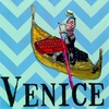 Take Me Away Venice Canvas Wall Art