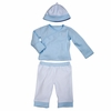Take Me Home Newborn Gift Set in Blue