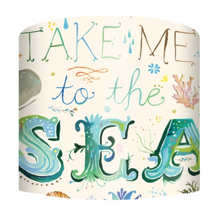 Take Me To The Sea Lamp