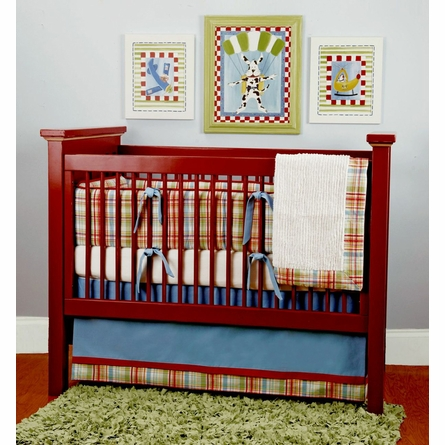 Tales and Toys Crib Skirt