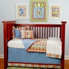 Tales and Toys Toddler Bedding Set
