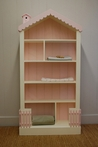 Tall Cottage Dollhouse Bookcase